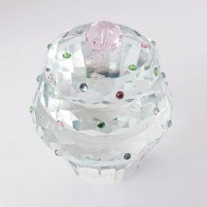 Simon Design   Crystal Cup Cake